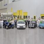 Концерн Шкода с1905 по2016 год выпустил 19 млн авто