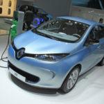 Электрокар Мицубиши построят наплатформе Renault-Nissan