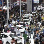 Китайский рынок автомобилей кконцу осени вырос на17%