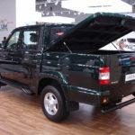 УАЗ Pickup официально признан наиболее популярным пикапом на российском рынке