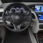 Стартуют продажи гибридного седана Акура RLX Sport Hybrid