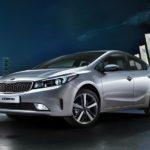 Компания Киа привезет на рынок России улучшенный седан Cerato