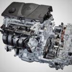 Тойота представила новый двигатель идве автоматические трансмиссии