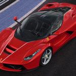 LaFerrari: ВСША продали самый дорогой автомобиль 21 века
