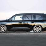 Самый быстрый джип вмире Тойота Land Cruiser 200