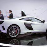 Мак Ларен увеличил продажи авто в 2016г. вдвое