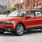 VW Tiguan Allspace представлен на автомобильном салоне вДетройте