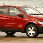 На русском рынке автомобилей возобновлены продажи Сан Ёнг Actyon