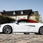 Ауди озвучила стоимость родстера R8 V10 Spyder для рынка Америки