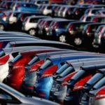 Втечении прошлого года продажи авто в РФ снизились на3,2%