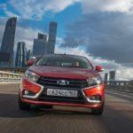 В РФ продажи отечественных марок авто показали рост