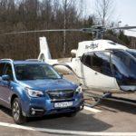 Две модели Субару подорожали всреднем на35 тыс. руб.