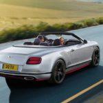 Бентли Континенталь GTполучит гибридную версию с агрегатом V6
