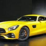 Суперкар Mercedes-AMGGT обновился