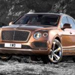 Определены самые известные роскошные автомобили в Российской Федерации в прошлом году