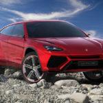 В 2017г нарынок выйдет 1-ый «народный» кроссовер Lamborghini Urus