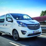 Начался прием заказов на улучшенный фургон Опель Vivaro Sport