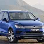 VW доволен первыми результатами продаж нового Tiguan вРФ