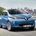 На рынке автомобилей Российской Федерации может появиться электрокар Рено Zoe