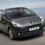 Peugeot (Пежо) представил официально серийную версию кроссовера 5008