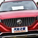 На рынке Китая стартуют продажиMG ZS