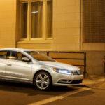 В РФ на100% закончили продажи VW PassatCC