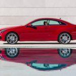 Mercedes C-Class сменил лидера всегменте купе икабриолетов