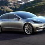 ВКалифорнии стартовало серийное производство бюджетного электрокара Tesla Model 3