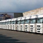 В Российской Федерации резко увеличились продажи грузовых авто