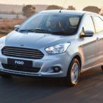 Производитель автомобилей Форд анонсировал выход спортивного хэтчбека Figo