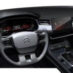 Компания Ситроен обнародовала рендерные фото седана C5 для китайского рынка