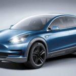 Tesla представит новый кроссовер начального уровня в предстоящем 2018г.