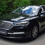 Лифан поведал, когда привезет в Российскую Федерацию собственный флагманский седан