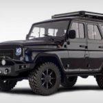 Осенью тюнинг-ателье Devolro презентует модель УАЗ «Хантер»