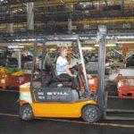 В2017 году волжский автомобильный завод планирует реализовать неменее 300 тыс. авто