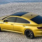 Больше чем Passat— VW Arteon дебютировал вЖеневе