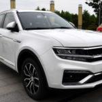 Озвучена официальная стоимость кросс-купе Zotye X7