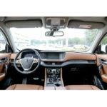 Новый кроссовер Zotye T600 Coupe рассекречен винтернете