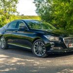 В РФ прекращены продажи седана Хендай Genesis