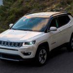 Новый Jeep Compass будет представлен в РФ вчетвертом квартале 2017 года