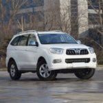 ВСтавропольском крае будут выпускать китайские джипы Foton