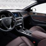 Улучшенный седан Хёндай Sonata появится в РФ осенью 2017г