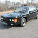 ВСША на реализацию выставили особый автомобиль КГБ Tatra 613