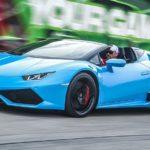 Хардкорный Lamborghini Huracan лишили крыши