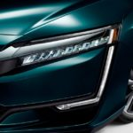 Семейство Хонда Clarity: бензин иэлектричество напомощь водороду