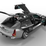Общий электрокар Koenigsegg иQoros наберет 100 км/час за2,6 секунды