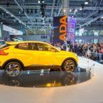 «АВТОВАЗ» впервый раз представил спортивную версию кроссовера Лада «XRAY»