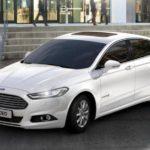 Форд выпустит новый гибрид иэлектрокар