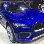 Ягуар F-PACE назвали лучшим автомобилем года