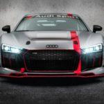 Суперкар Ауди R8 V10 подготовили кгоночной категории GT4